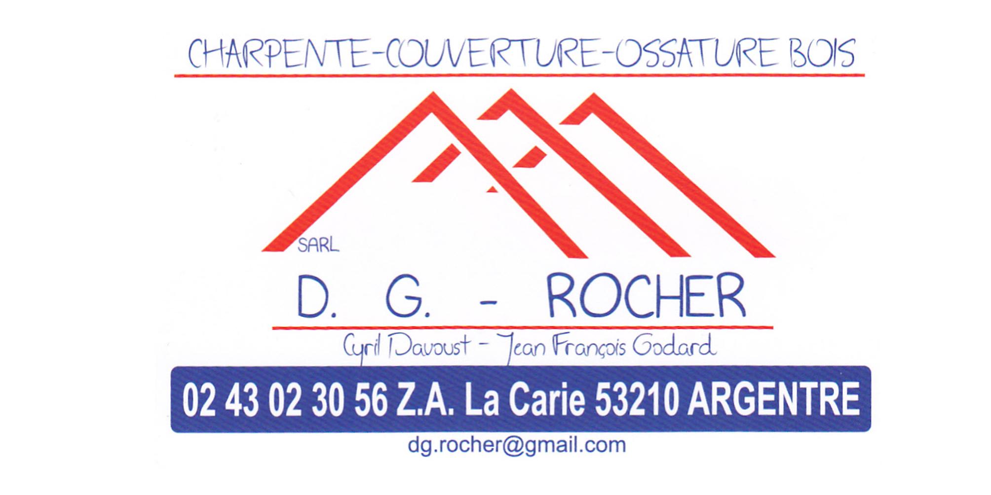 Charpente D.G. ROCHER